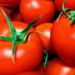 トマトにリコピン