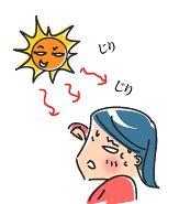 3つの種類がある紫外線