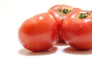 リコピンを豊富に含んだ真っ赤なトマト